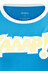 Nihil Zaaap Kortærmet T-shirt Damer blå